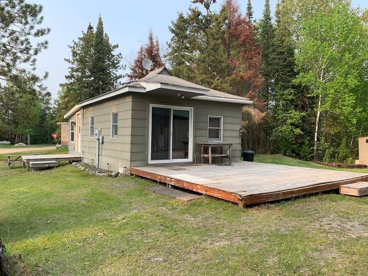Waskish Cabin 2, B&B Northland Properties
