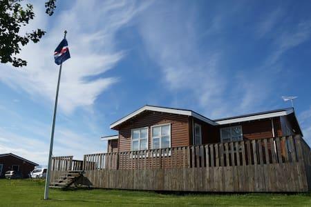 Hólmavað Guesthouse - Room B - Húsavík