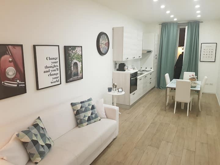 Apartamento moderno centrale Viterbo