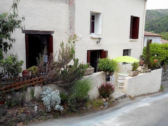 Maison FLEURS - Aulas - House