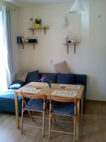 NEW FLAT - CLOSE CITY CENTER/NIEDALEKO CENTRUM - Wrocław - Appartement