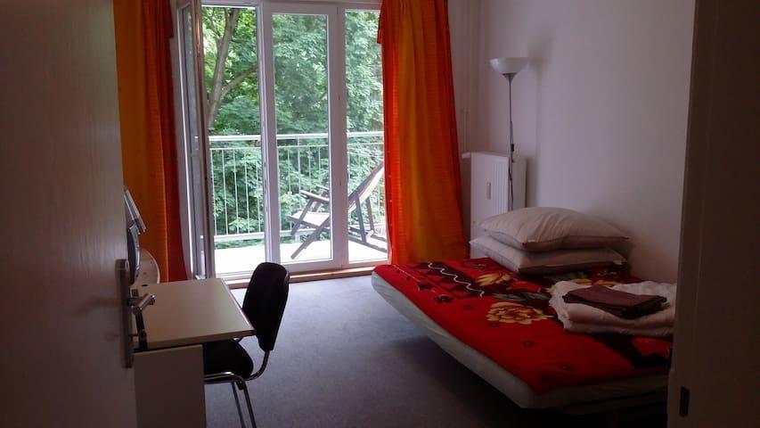 Wohnung im berliner Wedding - Berlín - Apto. en complejo residencial