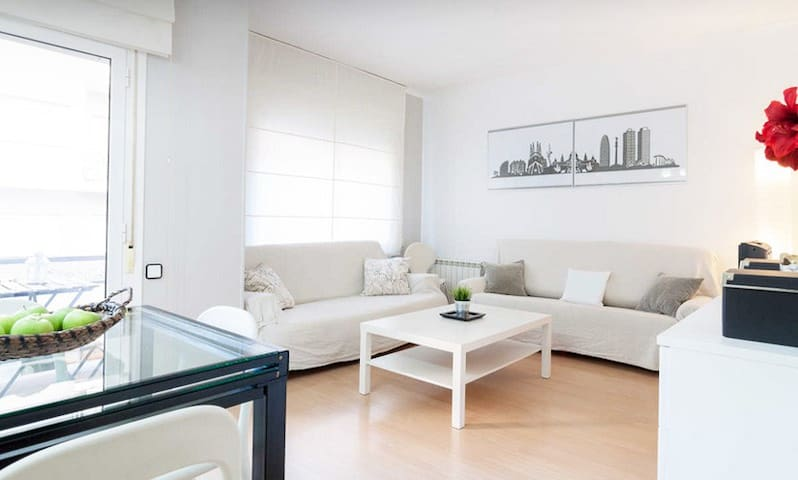 Large Barcelona Apartment - Barcelona - Apartament