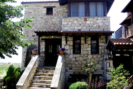 THE STONE HOUSE- SUMMER AND WINTER - Casa