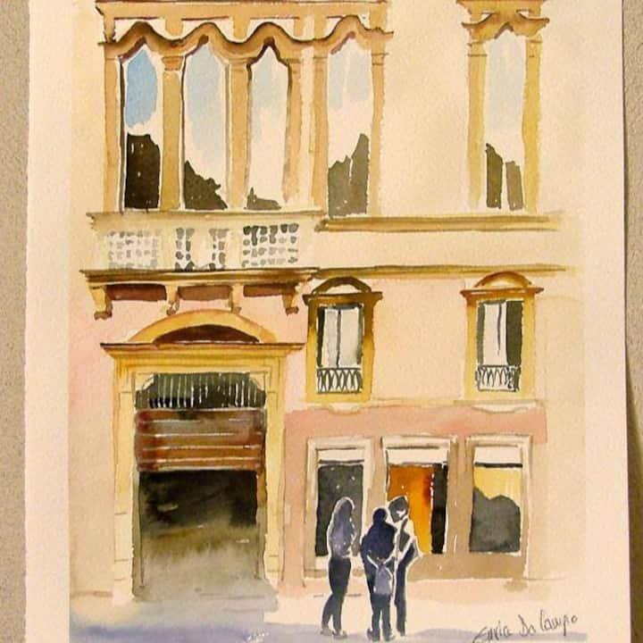 L'appartamento nel cuore di Vicenza