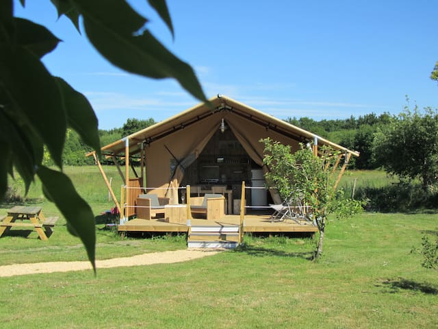 Tentes lodges safari - Saires