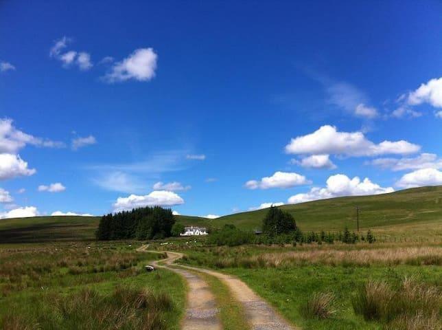 Deloraineshiel Shepherd's Cottage - Scottish Borders - Casa