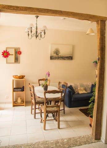Ground floor delightful apartment - Menthon-Saint-Bernard - Apartamento