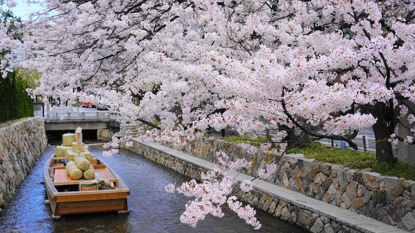 It is only a 1min walk from the nearest station. - Kyoto-shi - Квартира