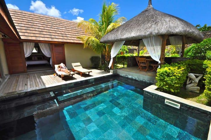 Villa-Oasis Maurice