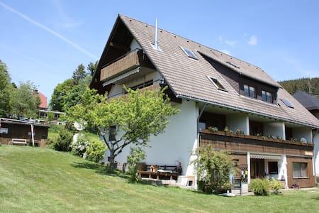 Ruhe und Erholung - Sportlich Aktiv - Lenzkirch - Wohnung
