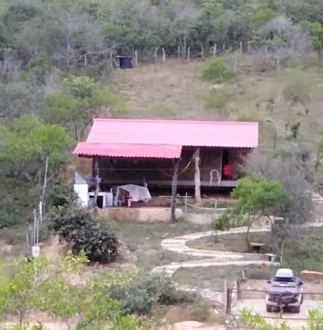 Cabaña en el Paraíso de Samaipata