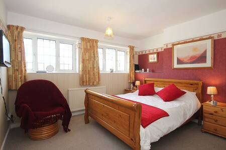 Comfy bright airy double room - Taunton