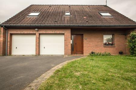 Maison entre Douai et Lille - Flers-en-Escrebieux - Casa