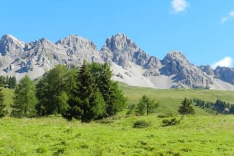 Lägenhet i Dolomiterna, bra utflykter