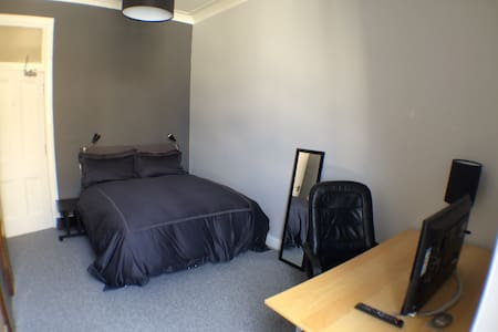 Double or Twin Room Edinburgh South - Edynburg - Apartament