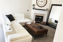 Full Living Room View