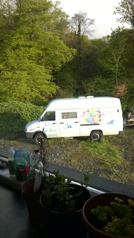 Ivy - our sitting Pretty Campervan - Beltra - Campingvogn