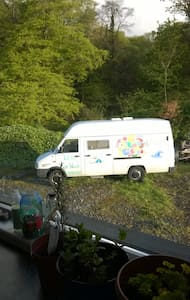 Ivy - our sitting Pretty Campervan - Beltra - Bobil