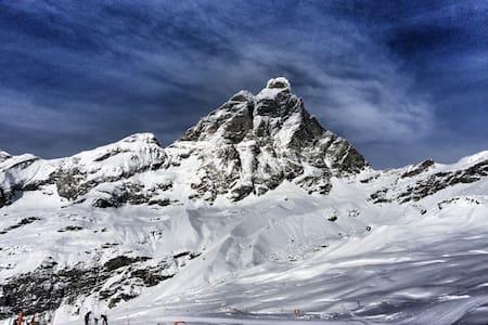 Cozy Getaway 1 Min From Ski Slopes - Breuil Cervinia