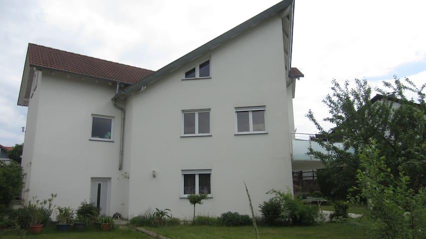 Komfortable Ferienwohnung - Bad Liebenzell - Leilighet