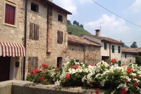 Accogliente appartamento in borgo