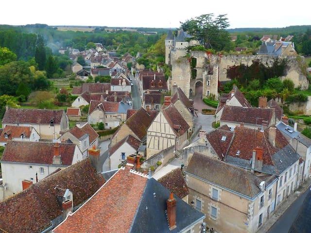 50 metres du château sur impasse - Montresor - Casa