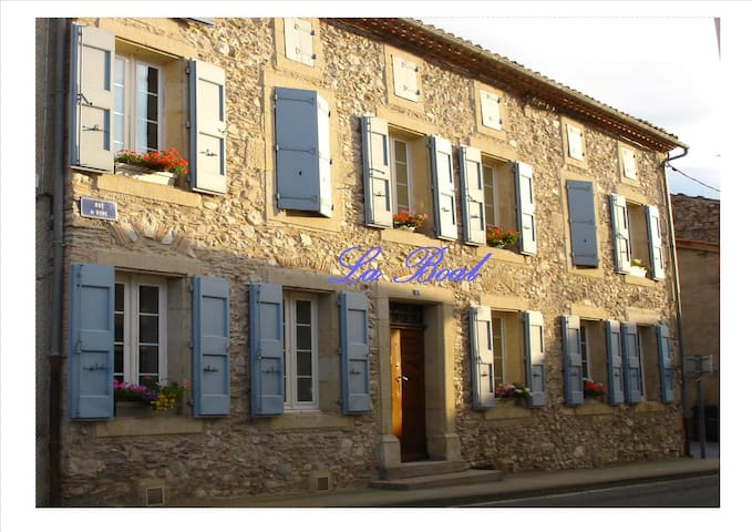 LA BOAL - Chambre Gracienne - Dourgne - Bed & Breakfast