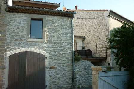 Maison de village Pic Saint Loup - Lauret