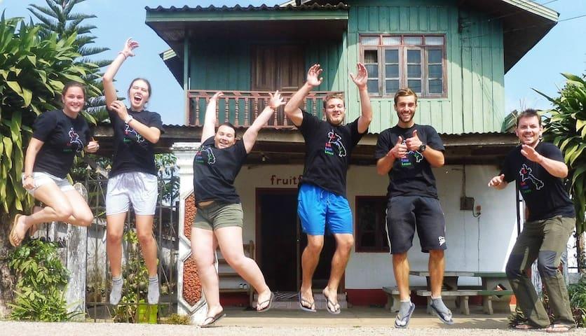 Let Laos Learn - volunteer house (Single 1)