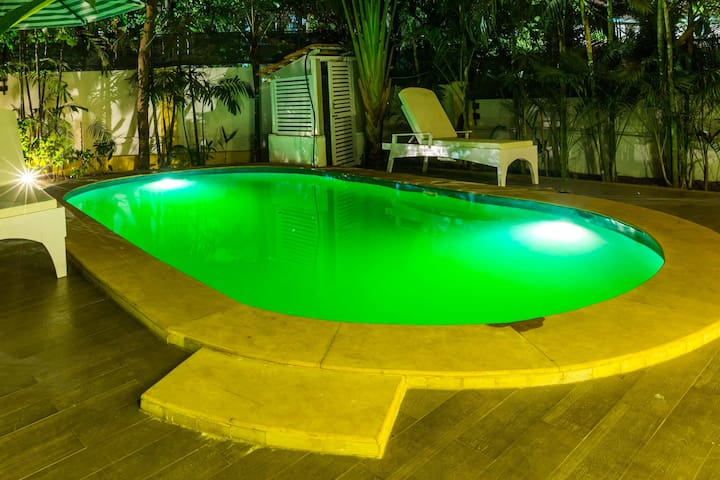 Luxury Suite with pool, Panjim, Candolim North Goa