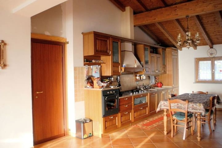 House in Tuscany near Cinque Terre. - Villafranca in Lunigiana - House
