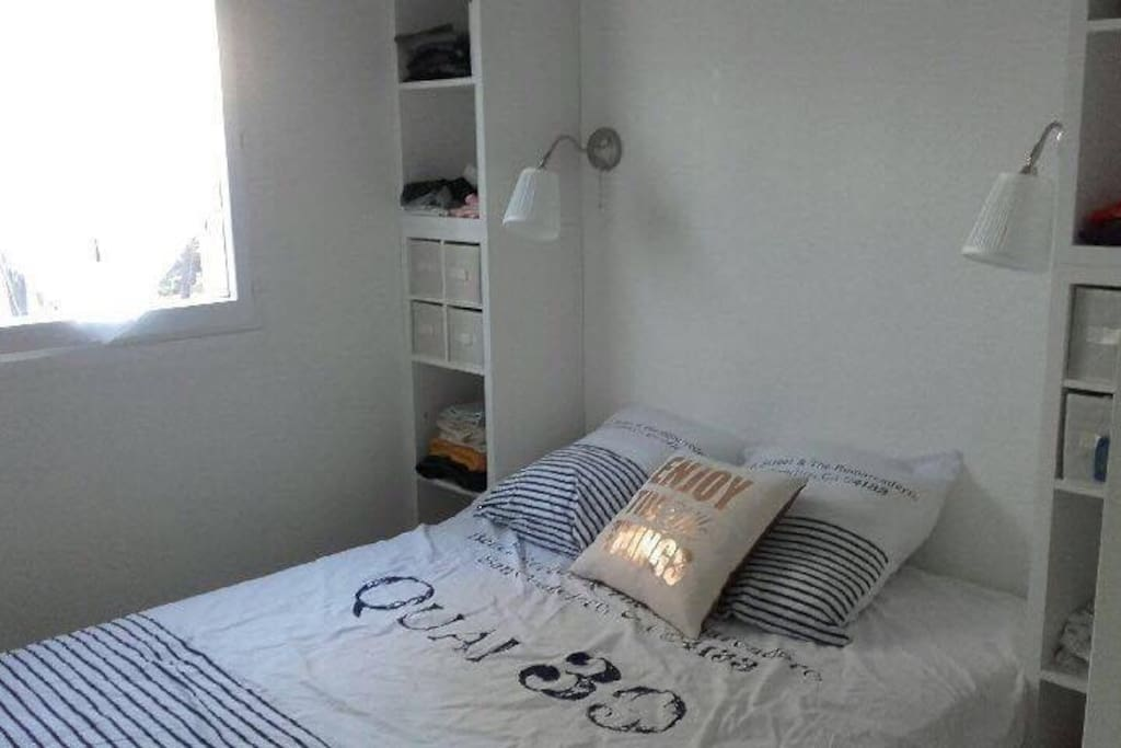 chambre séparée