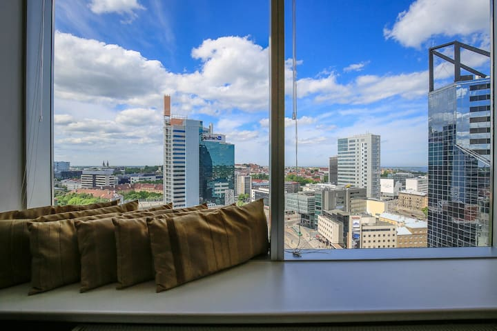 Amazing view in the center - Tallinn - Appartement