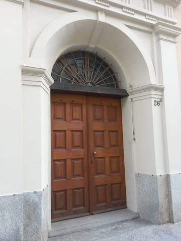 Casa indipendente in Borgo Storico - Biella - Appartement