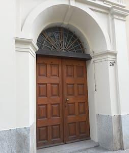 Casa indipendente in Borgo Storico - Biella