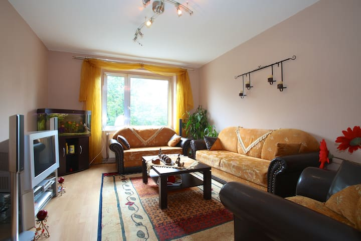ID 5125   3-room-apartment wifi - Hannover - Lejlighed