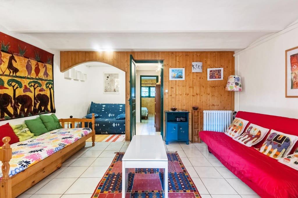 Appartement 2 pièces 7 personnes Prestige