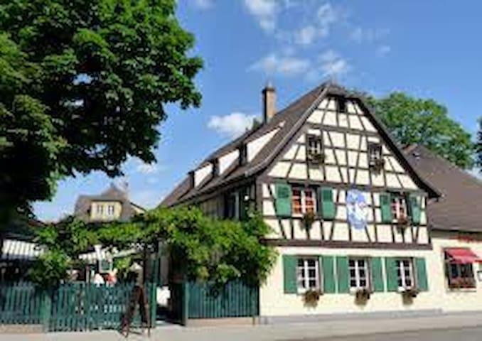 CASA EN ESTRASBURGO LIBRE - Strasbourg - Rumah