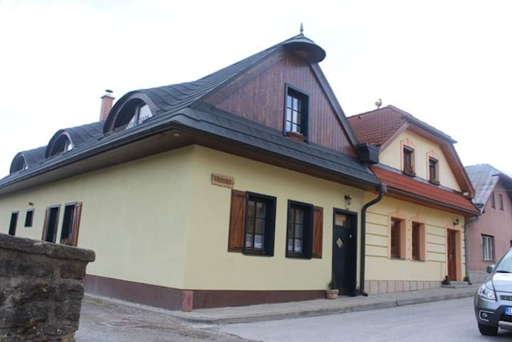 Dom na zrelaxovanie - Levoča - Casa