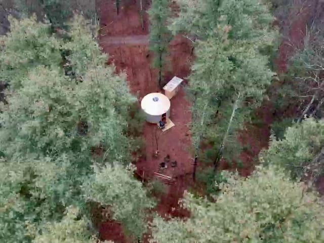 Secluded Off-Grid Yurt & Hot Tub in the Woods