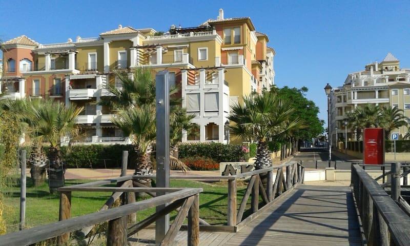 Apartamento Isla Canela - อะยามอนเต