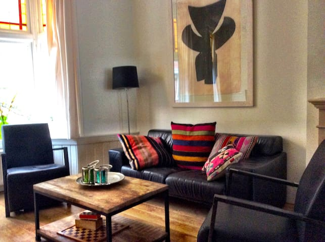 Margaretha city center APT (100 m2) - Haarlem - Lejlighed