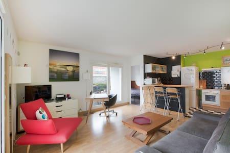 Charming flat in Paris center - Paris - Lägenhet