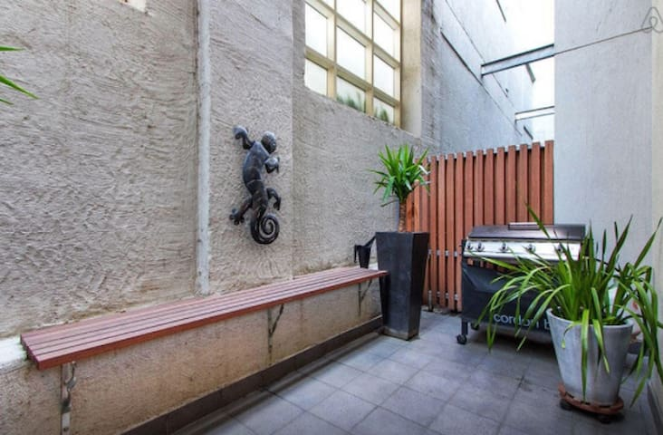 Nice double room in a great flat! - Saint Kilda - Apartment