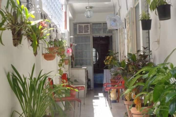 """Casa """"Vivían & Almeida"""" , 2 Habitaciones."""