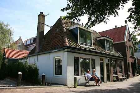 Vissershuisje/ old Fishermenshouse - Medemblik - Ház