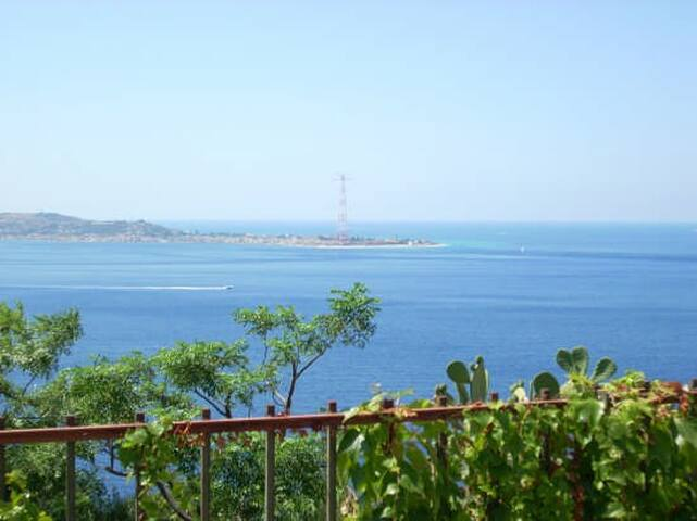 Casa tra mare e campagna - Reggio Calabria - House