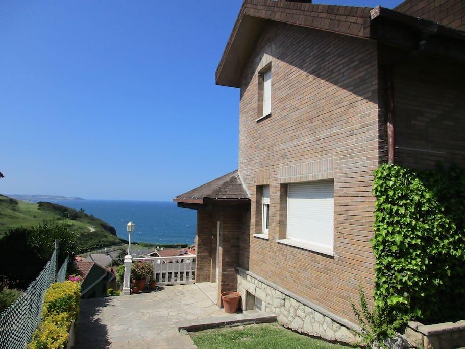 Chalet playa xivares gij n casas en alquiler en xivares principado de asturias espa a - Casa de asturias madrid ...