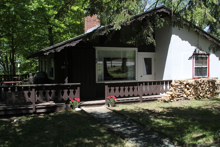 Mittersill Chalet in Franconia NH - Franconia - Bungalo